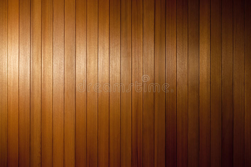 Dark Wood Panel Slats Texture Background royalty free stock photography