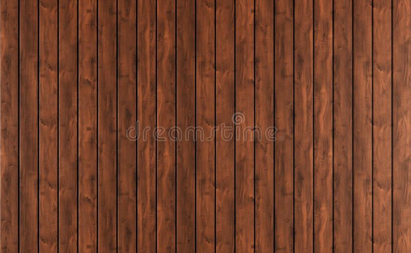 Dark wood paneling vector illustration