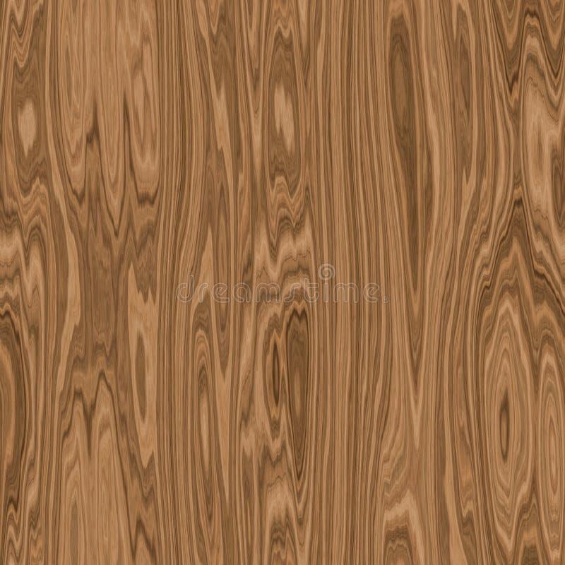 Dark wood seamless texture or background vector illustration