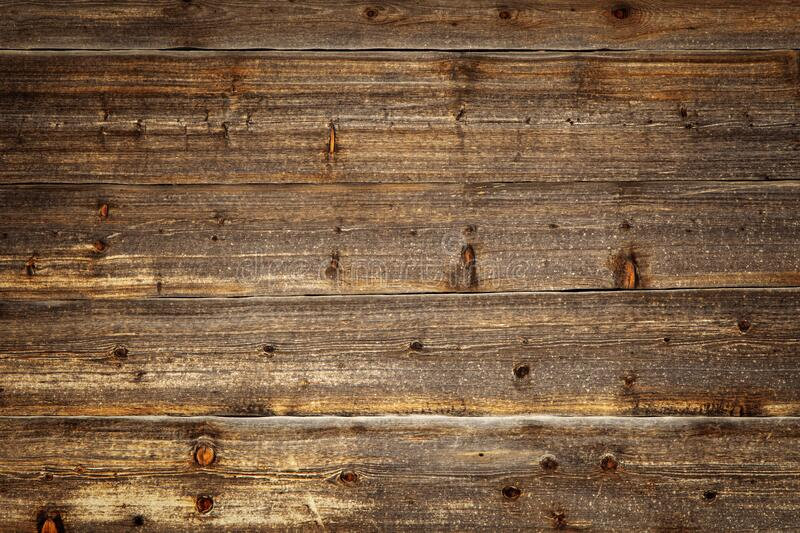 Dark wooden background stock photography