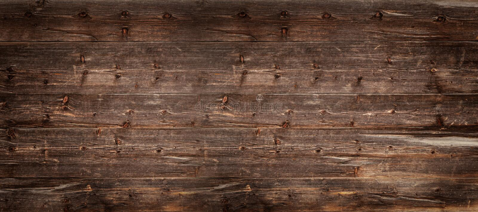 Dark wooden background stock photos