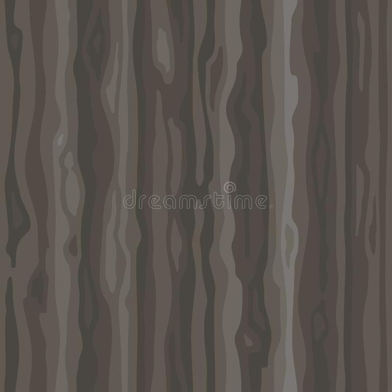 Dark Wooden Surface Striped Of Fiber Template For Your Design