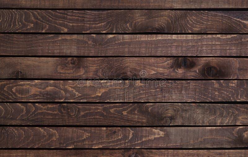Dark wooden texture. Vintage wood texture. stock photos