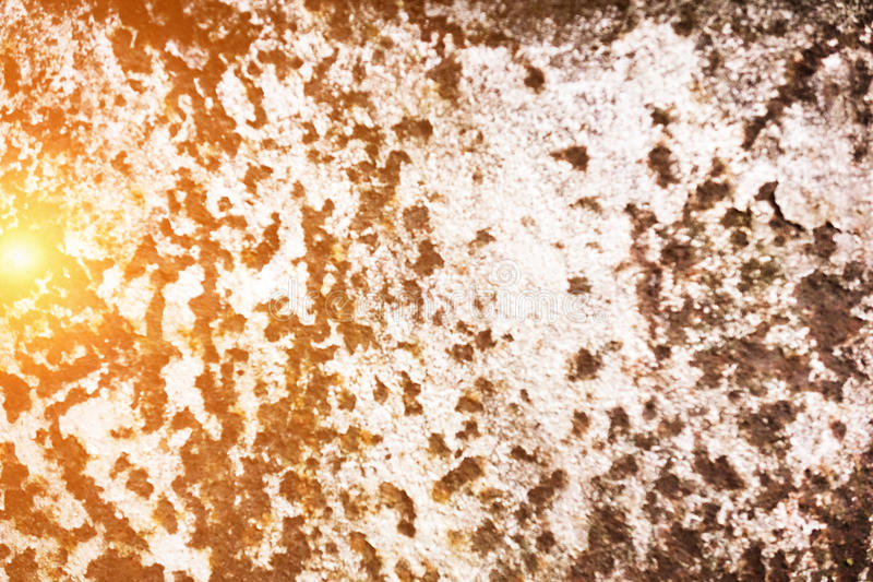 Rusty Old Aluminum Siding Stock Image Image Of Corrugated