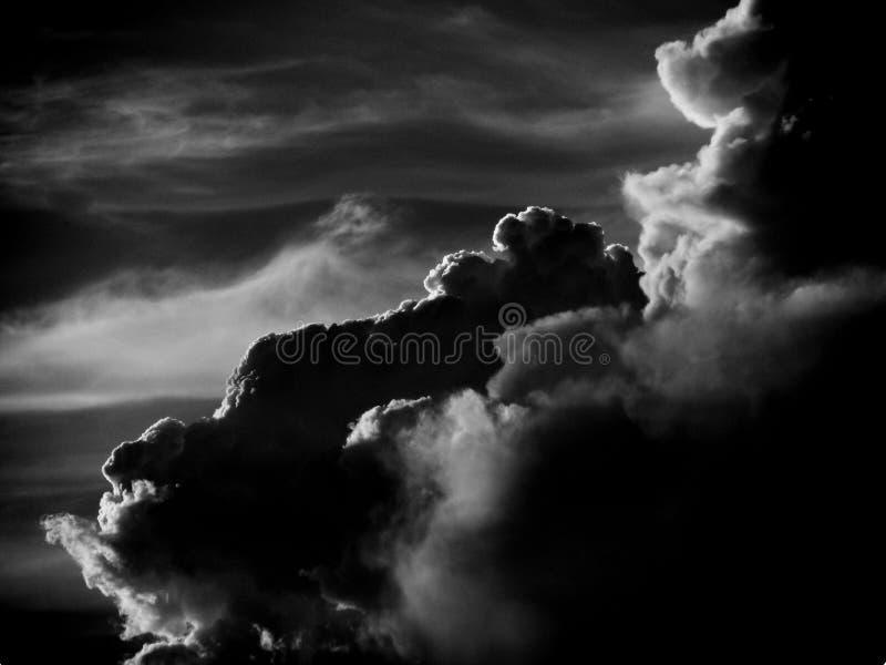 DarkCloud стоковое фото rf