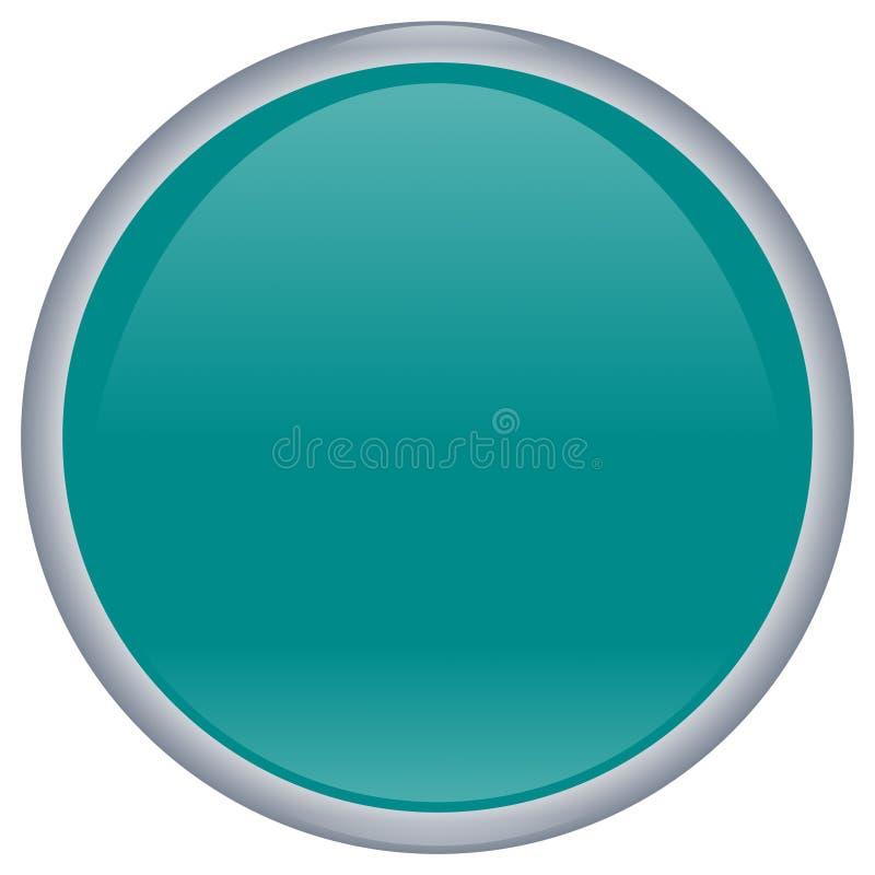 Download Darkcyan aqua button stock illustration. Image of navigate - 7275908