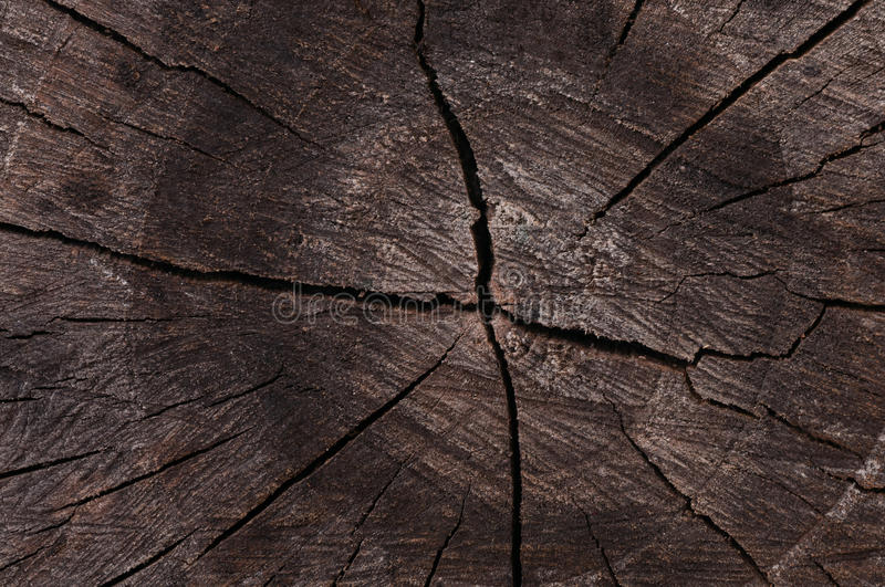 Download Darkened Wood Cut As Abstract Background Stock Photo - Image: 43081248