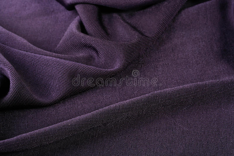 Download Darkly Violet Fabric Royalty Free Stock Image - Image: 12305576