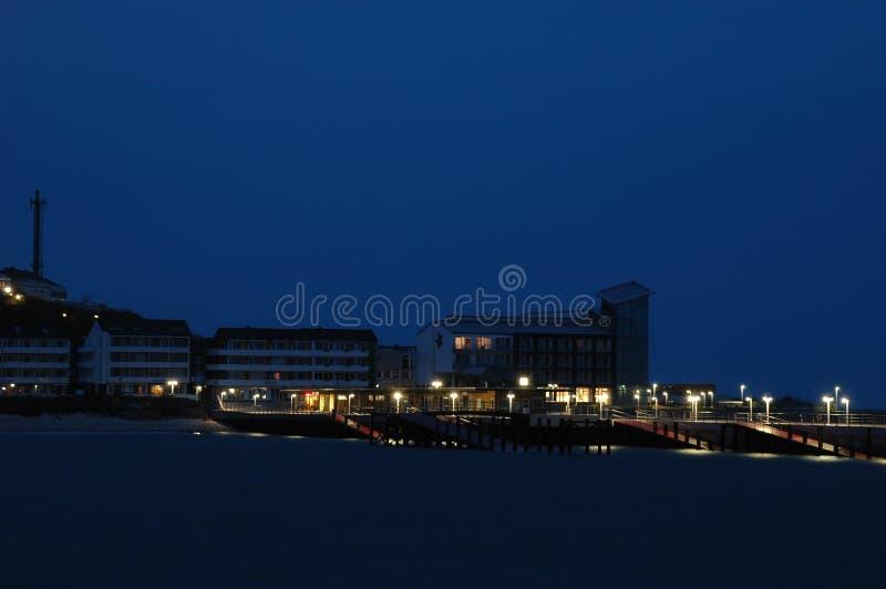 Darkside of Helgoland stock photos