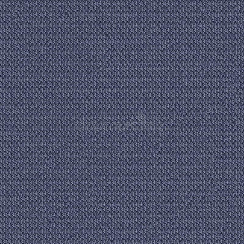 DarkSlateBlue织品无缝的纹理 3d和第2的纹理地图 免版税库存图片
