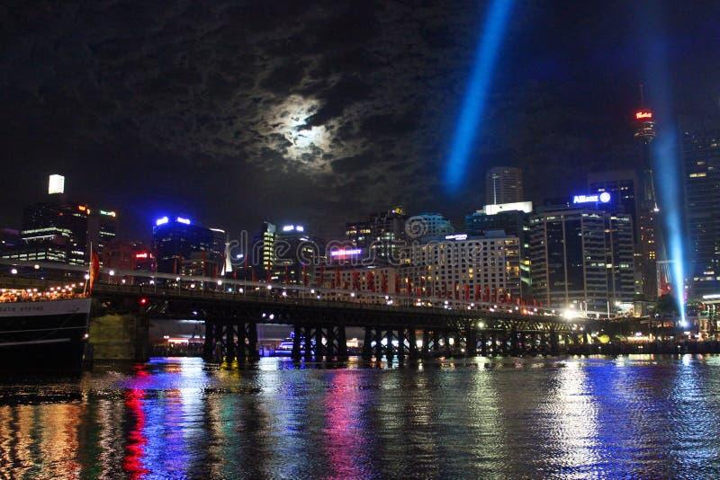 Download Darling Harbour, Port De Sydney, Australie Image stock éditorial - Image du célébration, passerelle: 45356129