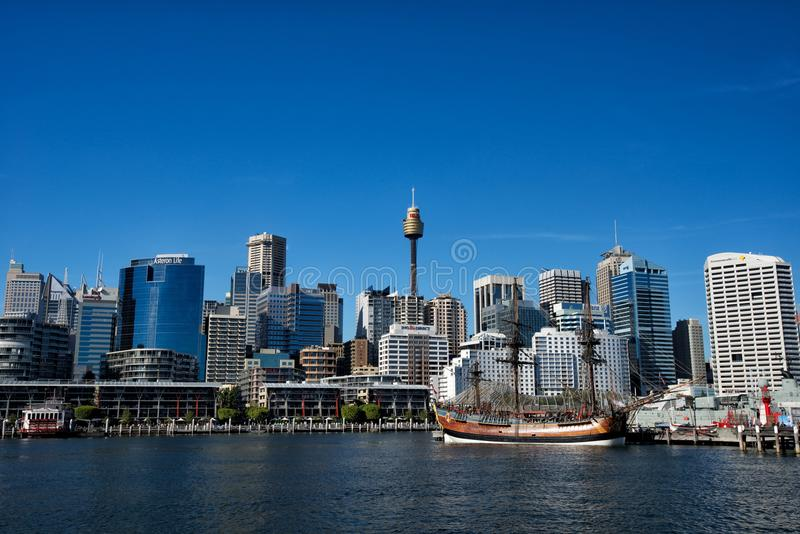 Darling Harbour stock images