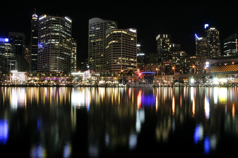 Download Darling Harbour Waterfront, Sydney Stock Images - Image: 14118664