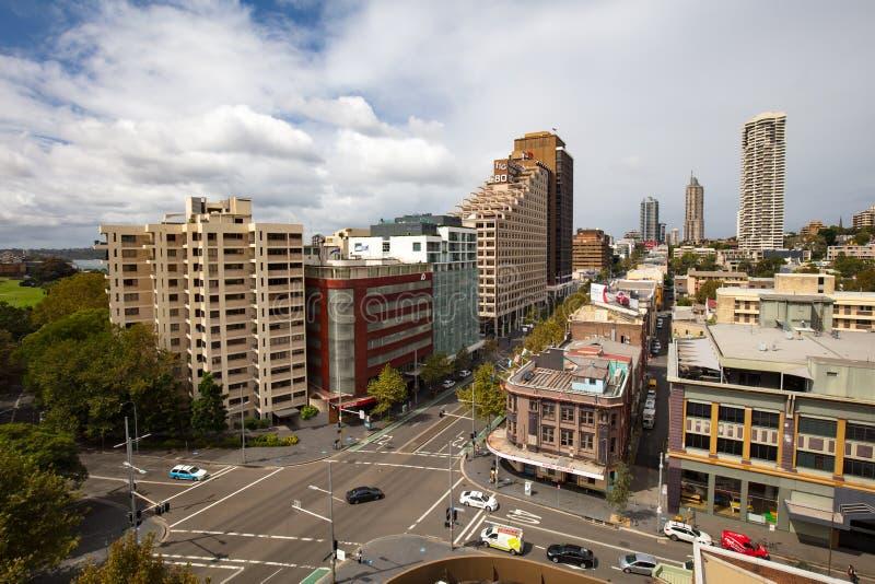 Darlinghurst Sydney stockbilder