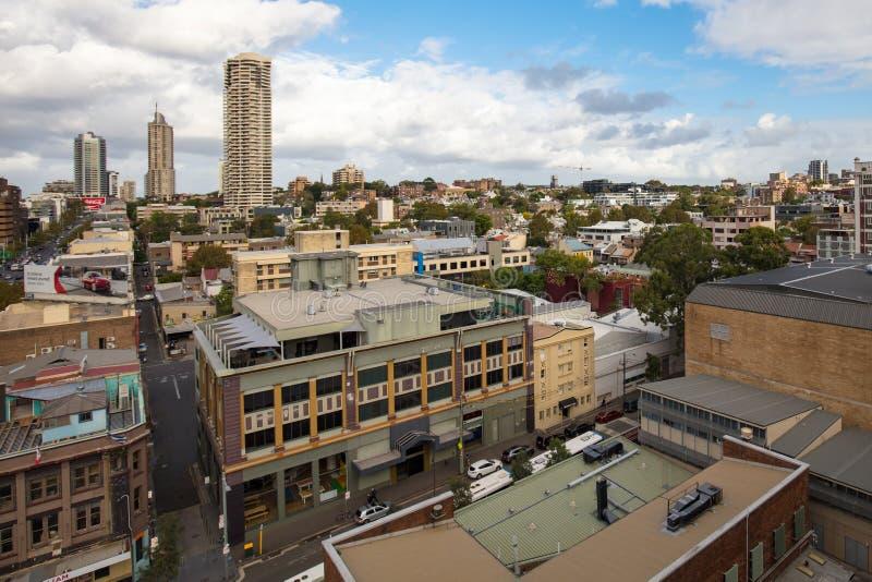 Darlinghurst Sydney lizenzfreie stockfotografie