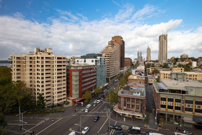 Darlinghurst Sydney images libres de droits