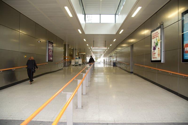Darlston Station stock image