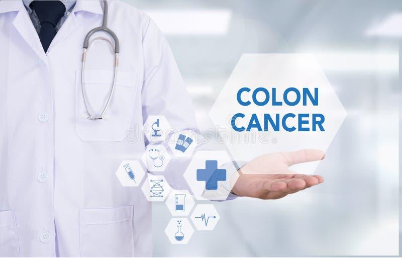 Darmkrebs stockbild