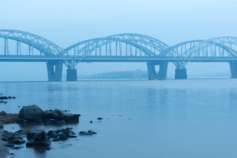 Download Darnitskiy bridge stock image. Image of transportation - 34953401