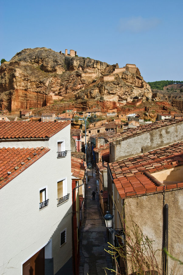 daroca Spain fotografia royalty free