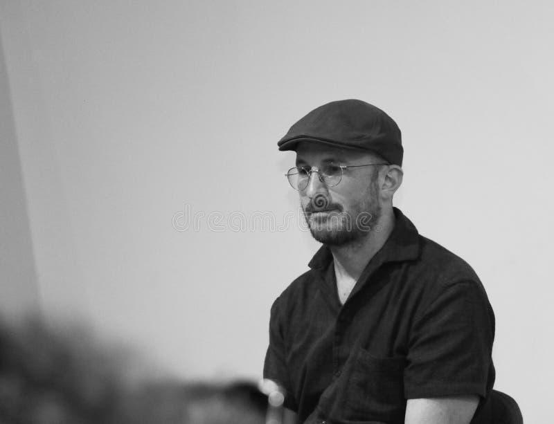Darren Aronofsky en Arm?nie image libre de droits