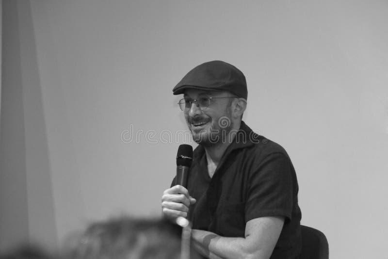 Darren Aronofsky en Armenia foto de archivo libre de regalías