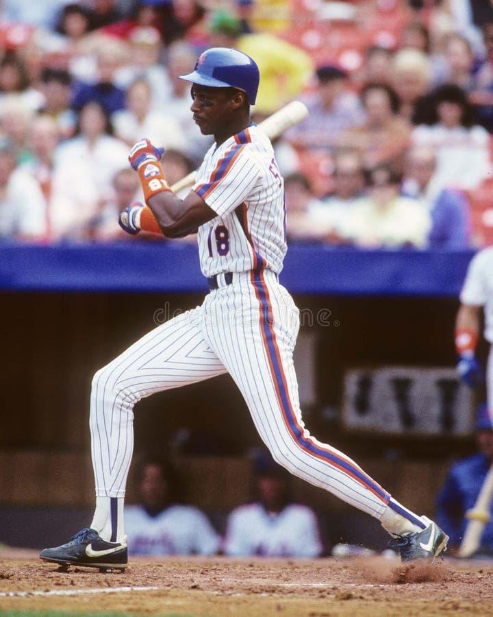 Darryl Strawberry New York Mets fotografie stock libere da diritti