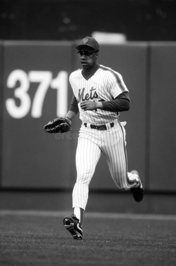 Darryl Strawberry New York Mets imagens de stock royalty free