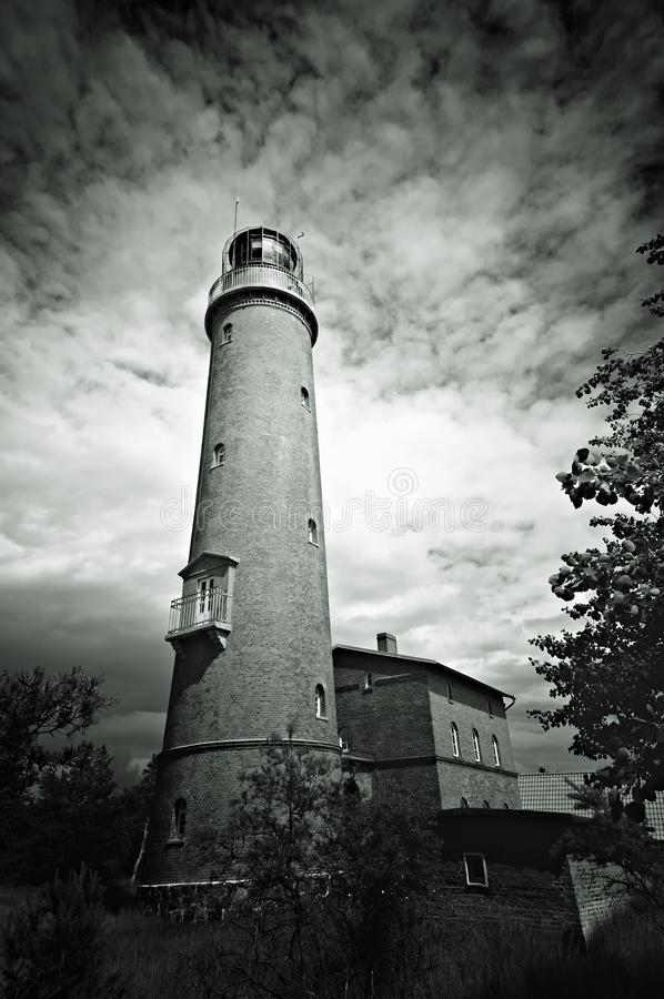 Free Darsser Place Lighthouse Royalty Free Stock Images - 17867699