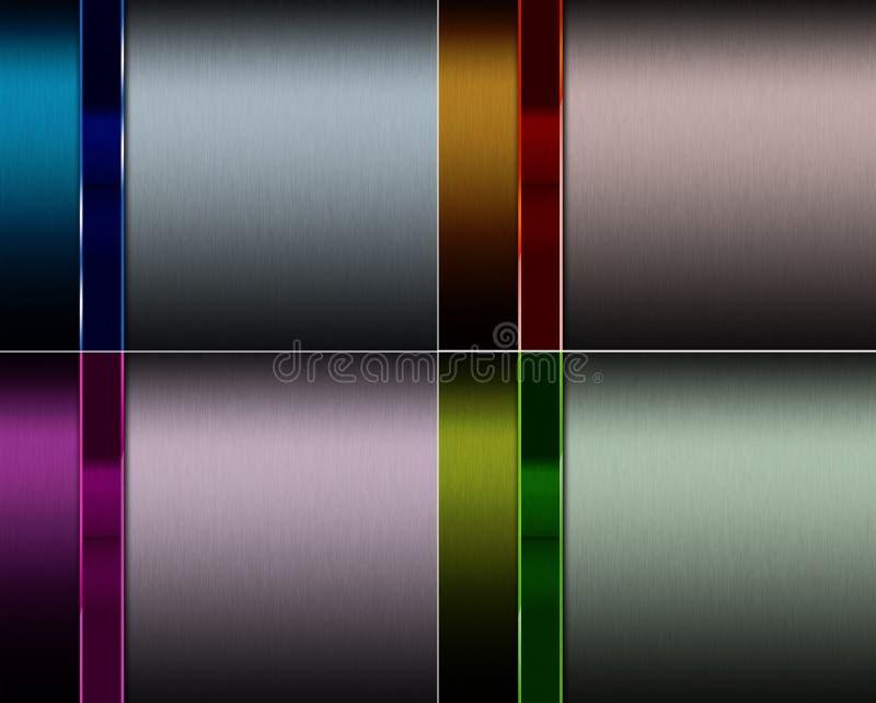 Darstellungsschablonenhintergrund lizenzfreie abbildung