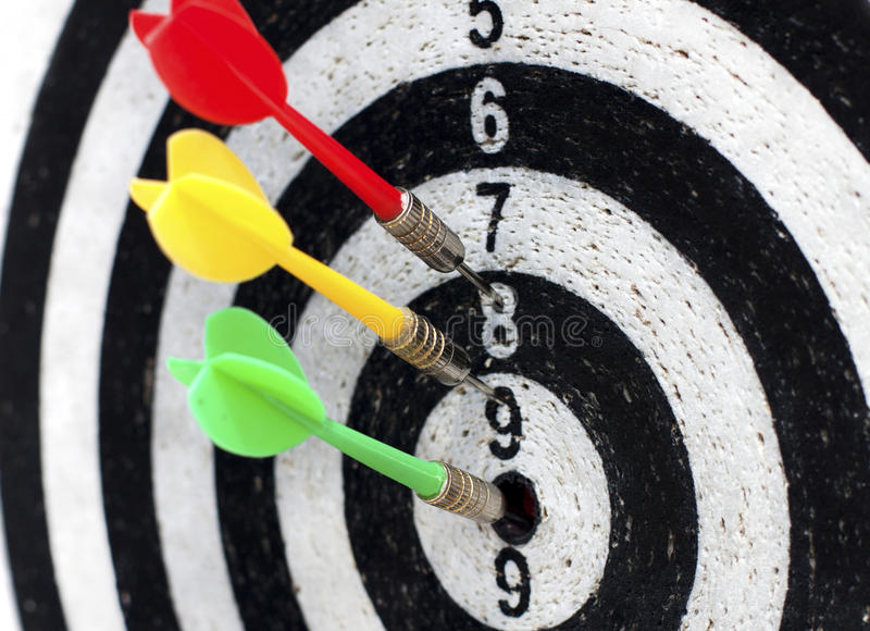 Download Dart stock photo. Image of accuracy, circle, ring, bull - 22435974