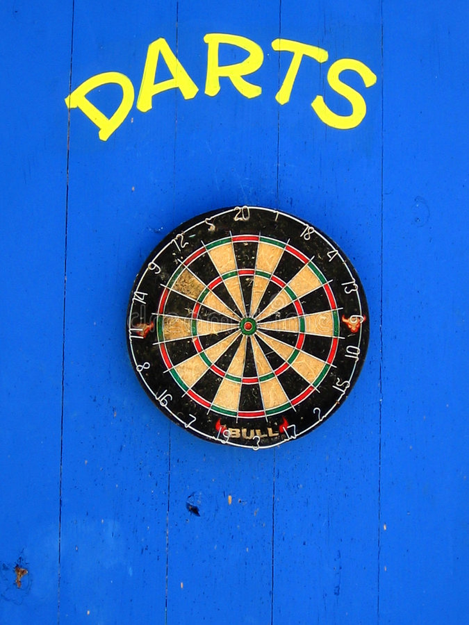 Download Dart board stock photo. Image of darts, numbers, circles - 156070