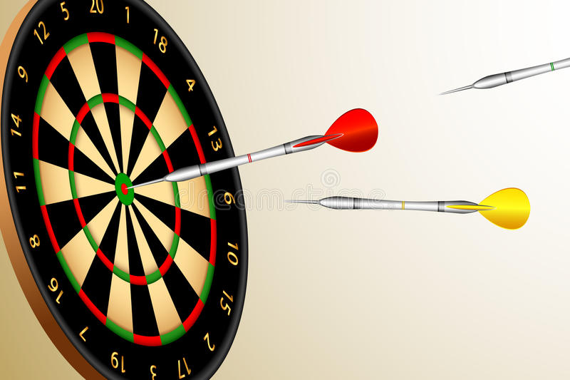 Download Dart Board Stock Photos - Image: 19491663