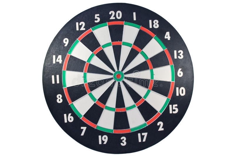 Download Dart board stock image. Image of accurate, colorful, bullseye - 22634873