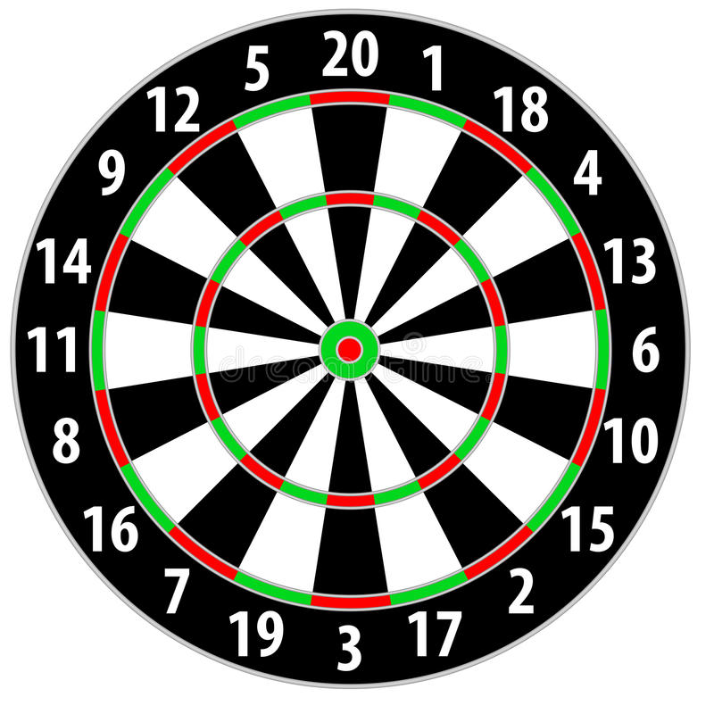 Download Dart Board Stock Photos - Image: 26148813
