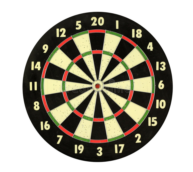 Download Dart Board stock image. Image of accurate, game, hobby - 4538847