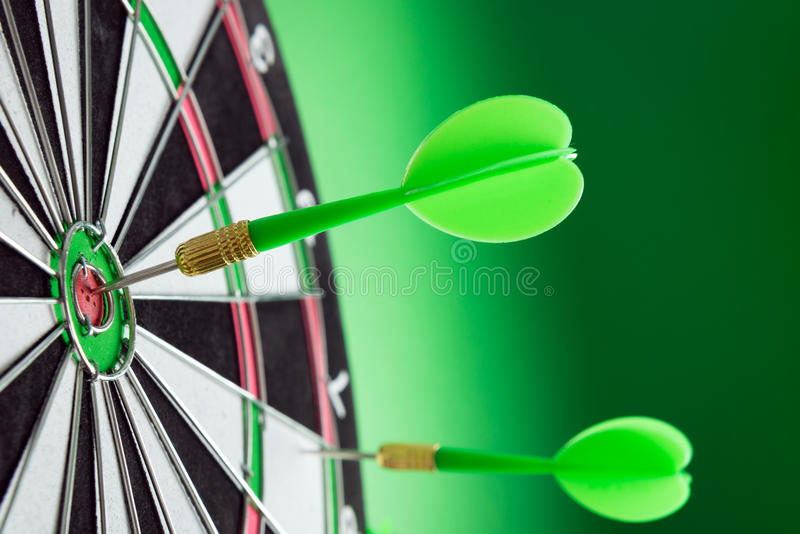 Download Dart stock image. Image of close, luck, dart, arrow, objective - 39228595
