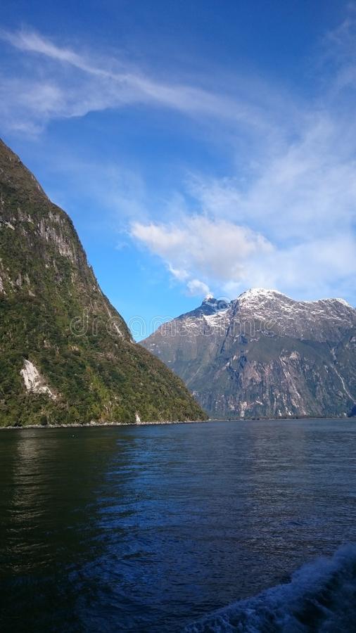 Dart River amazing views royalty free stock images