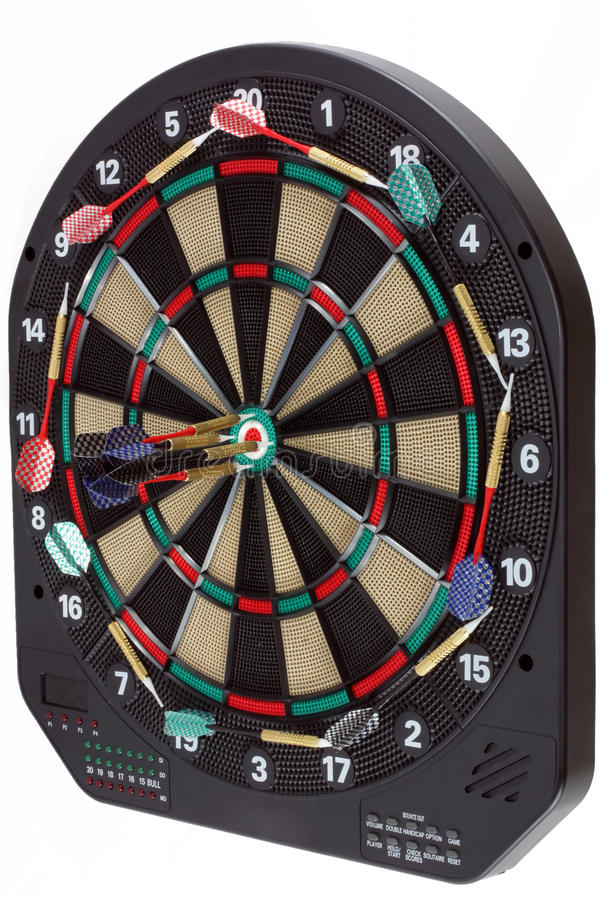 Download Dartboard stock image. Image of accuracy, challenge, skill - 12528123