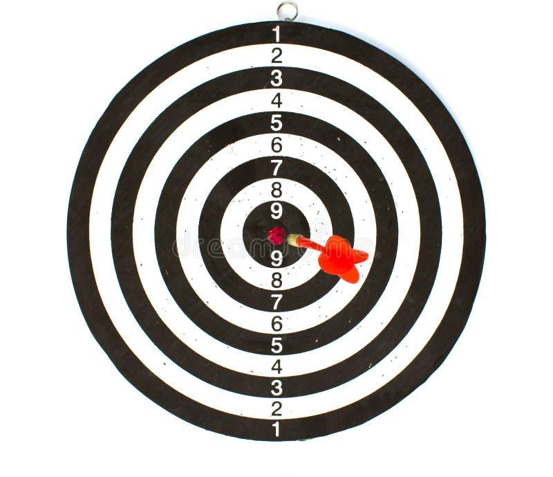 Dartboard immagine stock libera da diritti