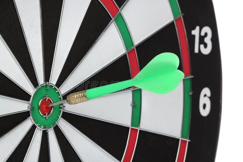 Download Dartboard bulls eye. stock image. Image of white, winning - 23007617