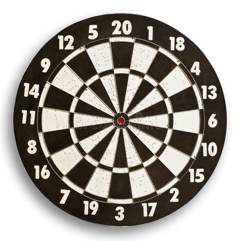Free Dartboard On White Background. Stock Photos - 54048393
