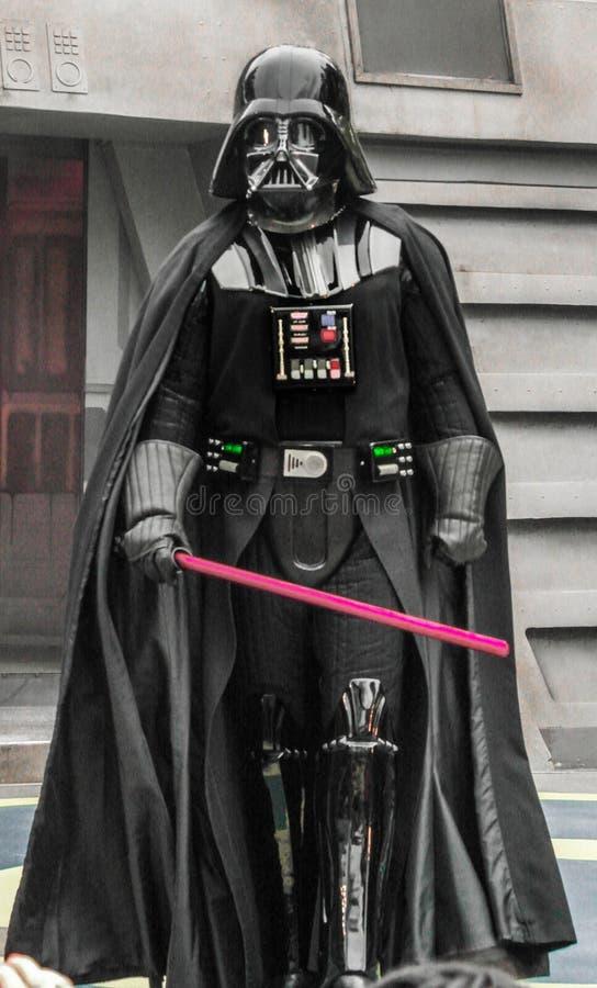 Darth Vader stockfotos