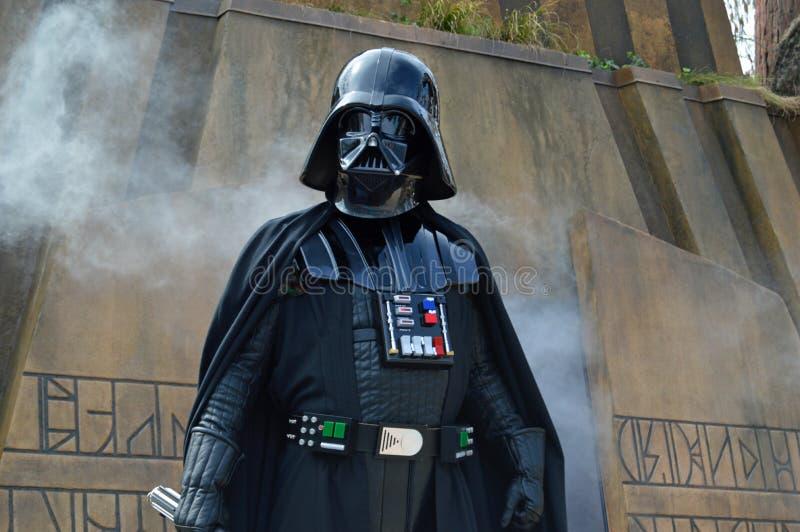 Darth Vader stock afbeeldingen
