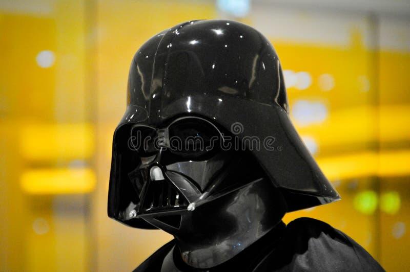 Darth Vader de Star Wars fotos de stock