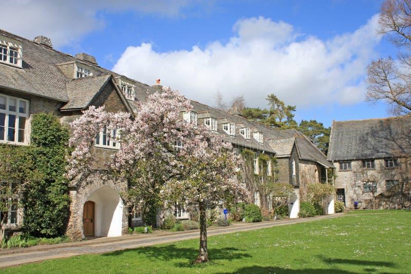 Dartington Hall, Devon photos libres de droits