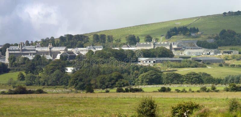 dartmoor监狱 免版税库存图片
