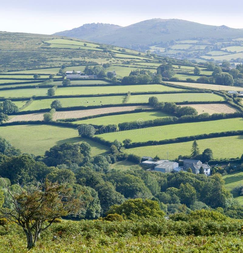Dartmoor image libre de droits