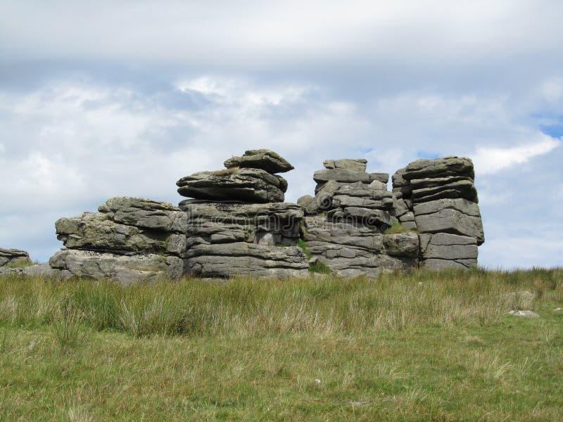 Dartmoor images libres de droits