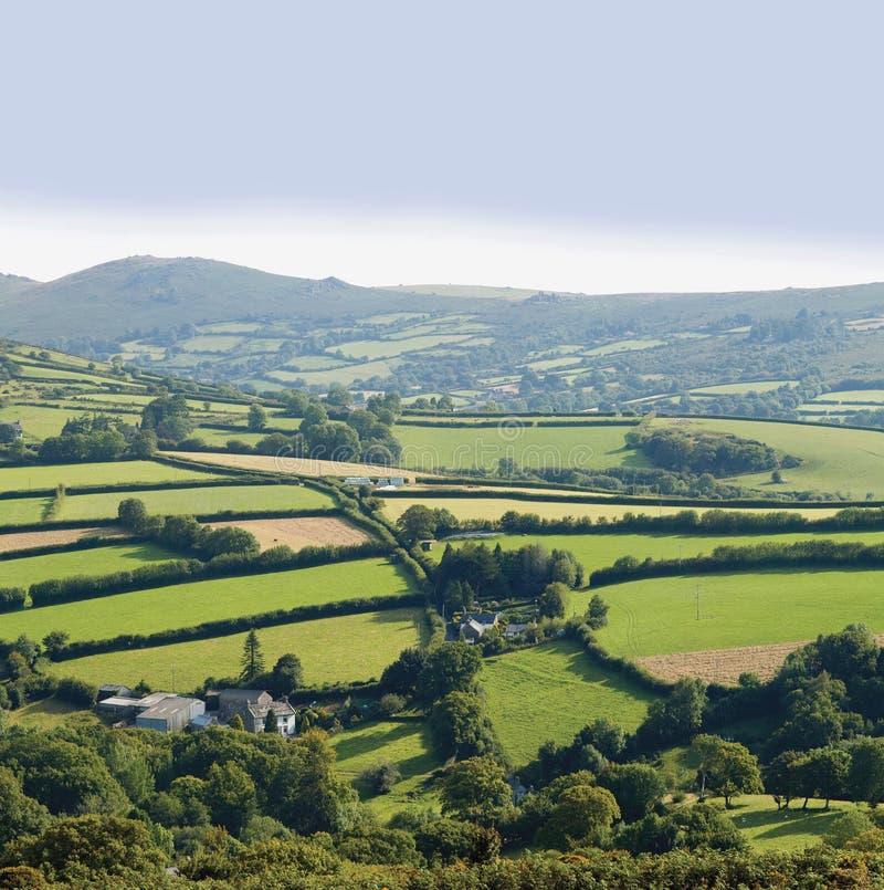 Dartmoor foto de stock